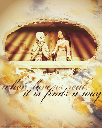 Avatar Background: Avatar: The Last Airbender Images Aang And Katara