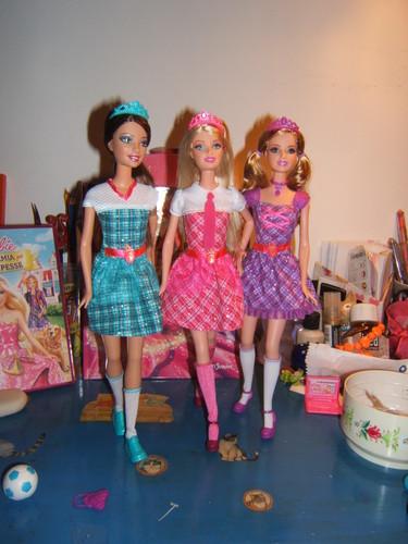 All my PCS dolls!!!