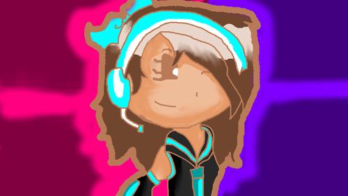 Amanda as a Vocalide!