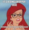 Ariel, LOL