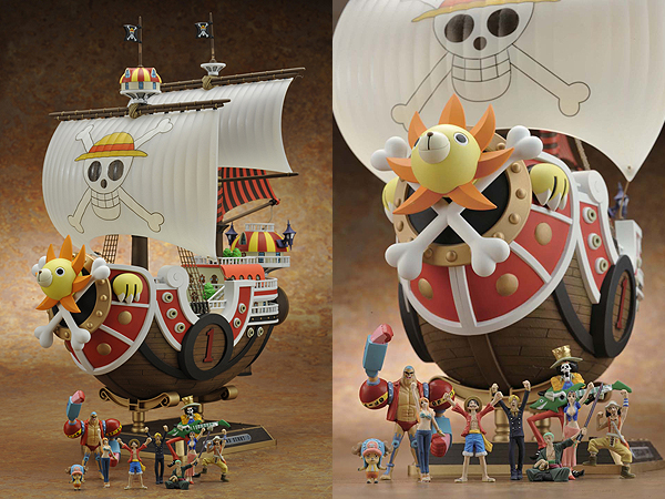 Bandai One Piece Thousand Sunny New World Version