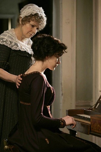 Becoming Jane hình nền with a pianist titled Becoming Jane