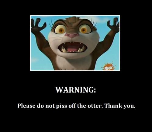 Beware of Feral Marlene...