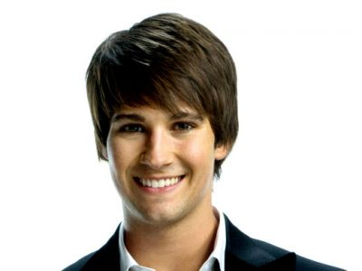 Big Time Rush James Promicional Better With U Tour