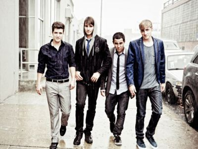 Big Time Rush Promicional Better With U Tour