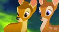 Bmabi and Faline startled - bambi-and-faline screencap