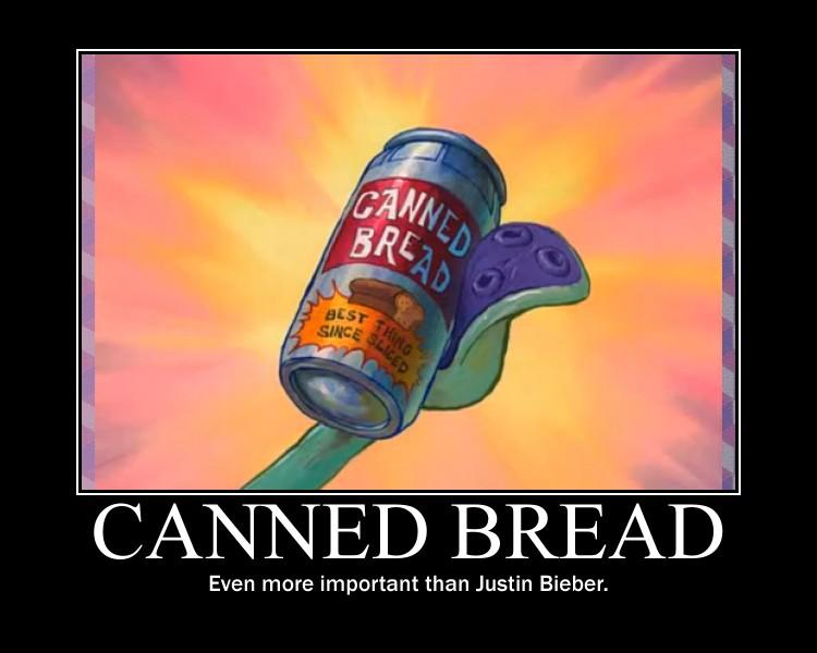 Canned bánh mỳ, bánh mì