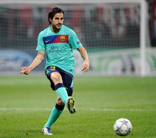 Cesc (AC Milan - Barcelona)