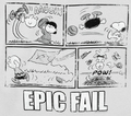 Charlie Brown's Epic Fails - peanuts photo
