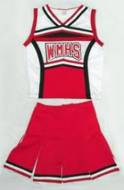 Cheerleading outits and teams