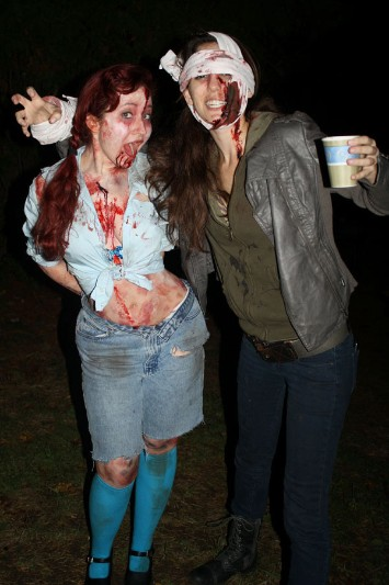 Christy Carlson Romano infected