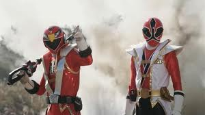 Clash of the Red Rangers 2