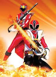 Clash of the Red Rangers 4
