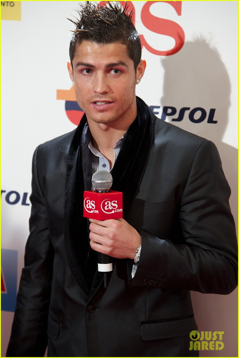 Cristiano Ronaldo: 2011 AS Awards Honoree!