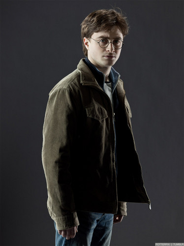 Deathly Hallows Part 2 Official Photoshoot