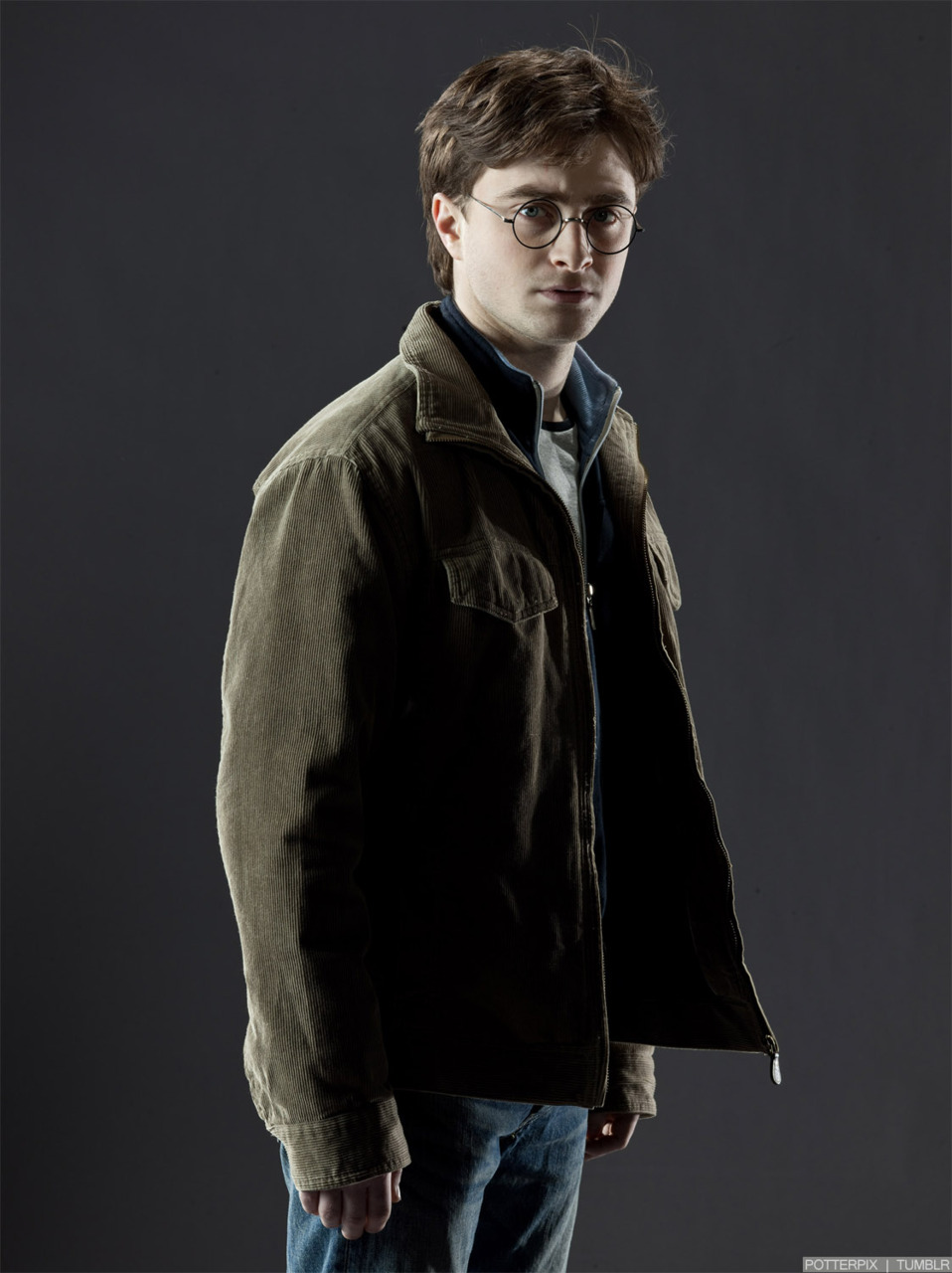 Daniel Radcliffe Harry Potter And The Deathly Hallows Part 2 Deathly Hallows Part 2