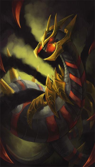 Drake's Pokemon