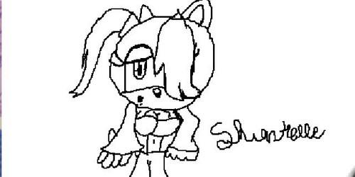 Drawings Of Shantelle