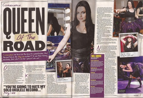 এভানেসেন্স Kerrang!