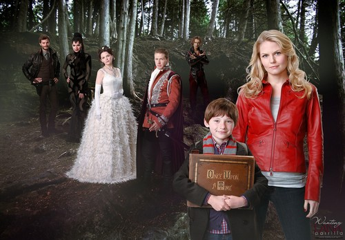 Evil Queen/Regina - Season 1 - Promo Shoots