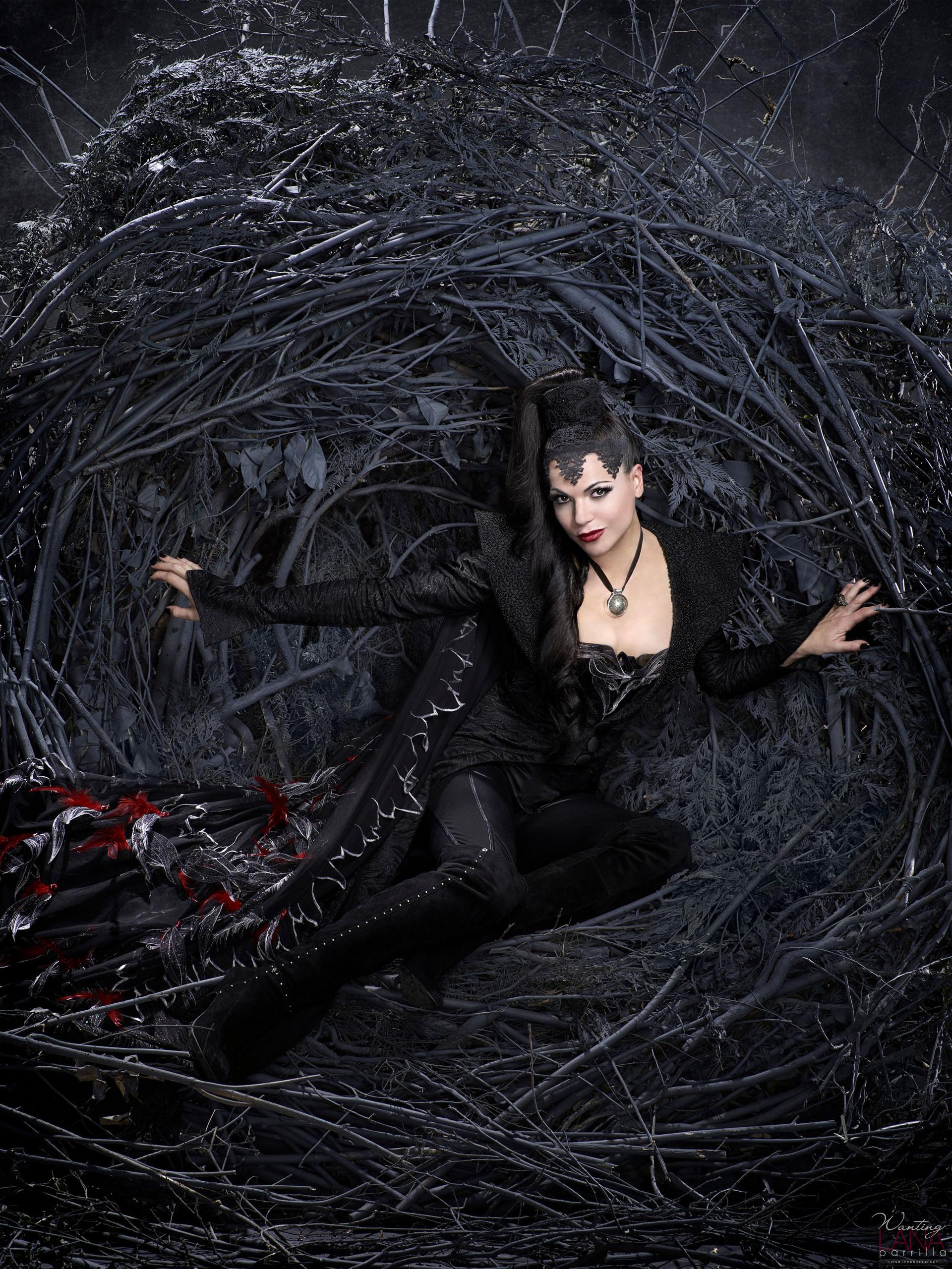 Evil Queen/Regina - Season 1 - Promo Shoots