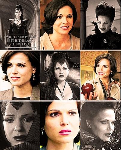Evil Queen/Regina