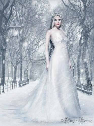 Fairy Queen of Winter