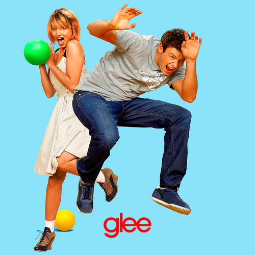 Glee wallpaper called fan Art