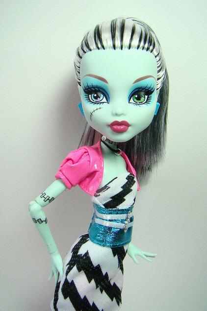 Monster High Frankie Stein Images Frankie Stein Wallpaper
