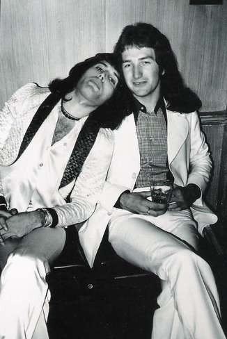 Freddie & John :)