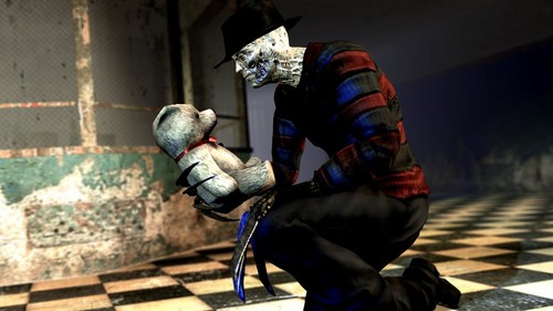 Freddy Krueger wallpaper with a hip boot titled Freddy