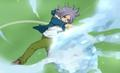 Fubuki's eternal blizzard in GO - inazuma-eleven photo