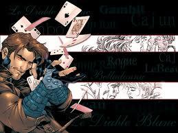 Gambit karatasi la kupamba ukuta containing anime entitled Gambit karatasi la kupamba ukuta