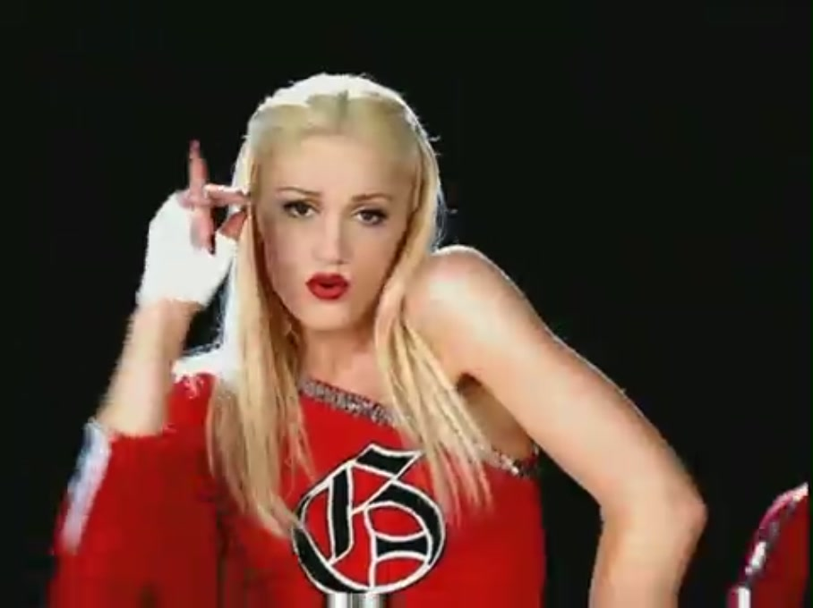 Hollaback girl gwen stefani album