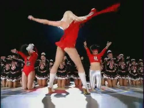 Holler back girl gwen stefani