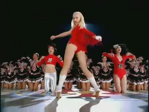 Gwen Stefani images Ho... Gwen Stefani Hollaback Girl