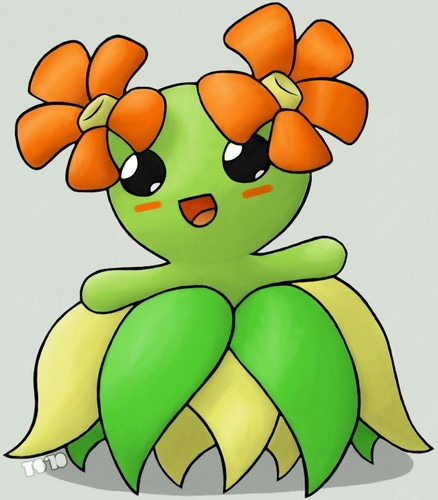 Holly's Pokemon - mariposa-region-rpg Photo