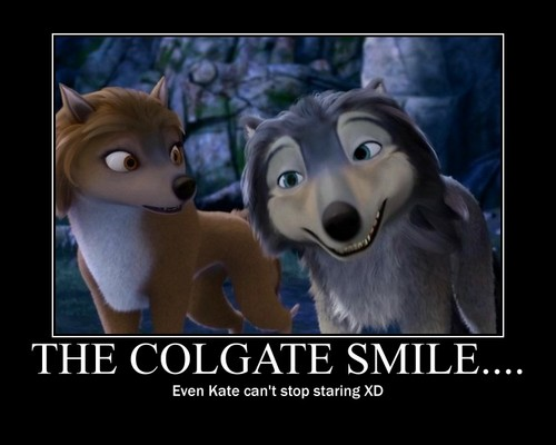 Humphrey's Colgate Smile