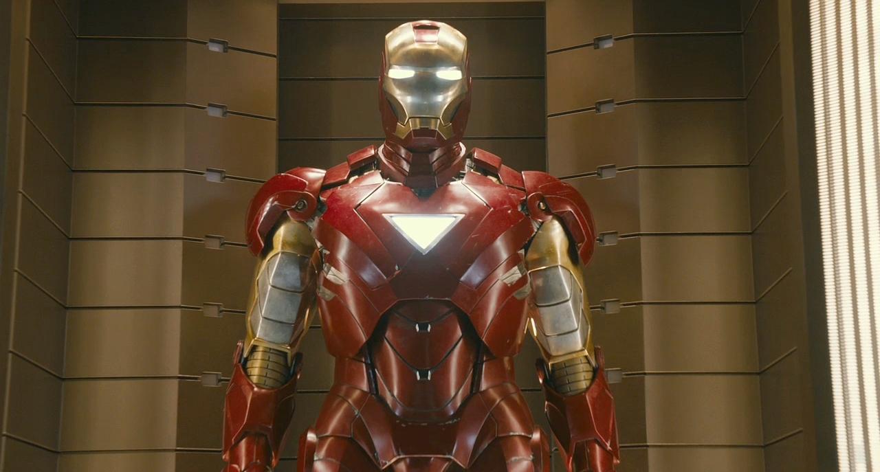 Iron Man suit - Les Avengers Image (27152801) - fanpop