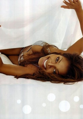 Janet Jackson wallpaper probably containing skin and a portrait titled JDJJ