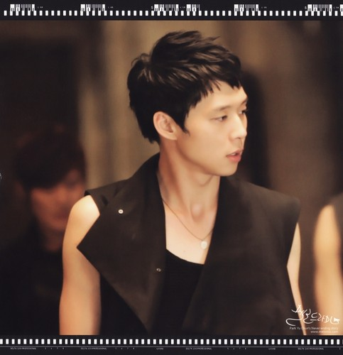 JYJ ~ In Heaven Special Edition Photobook Scans