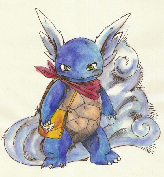 Jacky's Pokemon