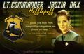 Jadzia Dax - Hufflepuff