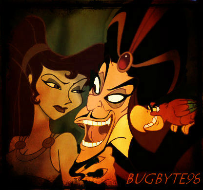 Jafar and Megara