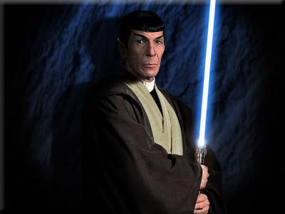Jedi Master Spock