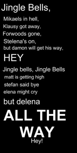Jingle bells, DE version<3