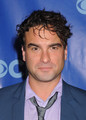 Johnny Galecki @ 2011 CBS Upfront - johnny-galecki photo
