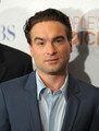 Johnny Galecki @ People's Choice Awards 2010 Nomination Announcement Press Conference