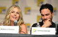 Johnny Galecki @ TV Guide Comic-con Panel