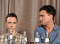 Johnny Galecki and Jim Parsons @ 2010 Comic-Con - EW And CBS Celebrate Comic-Con Fandemonium - johnny-galecki photo
